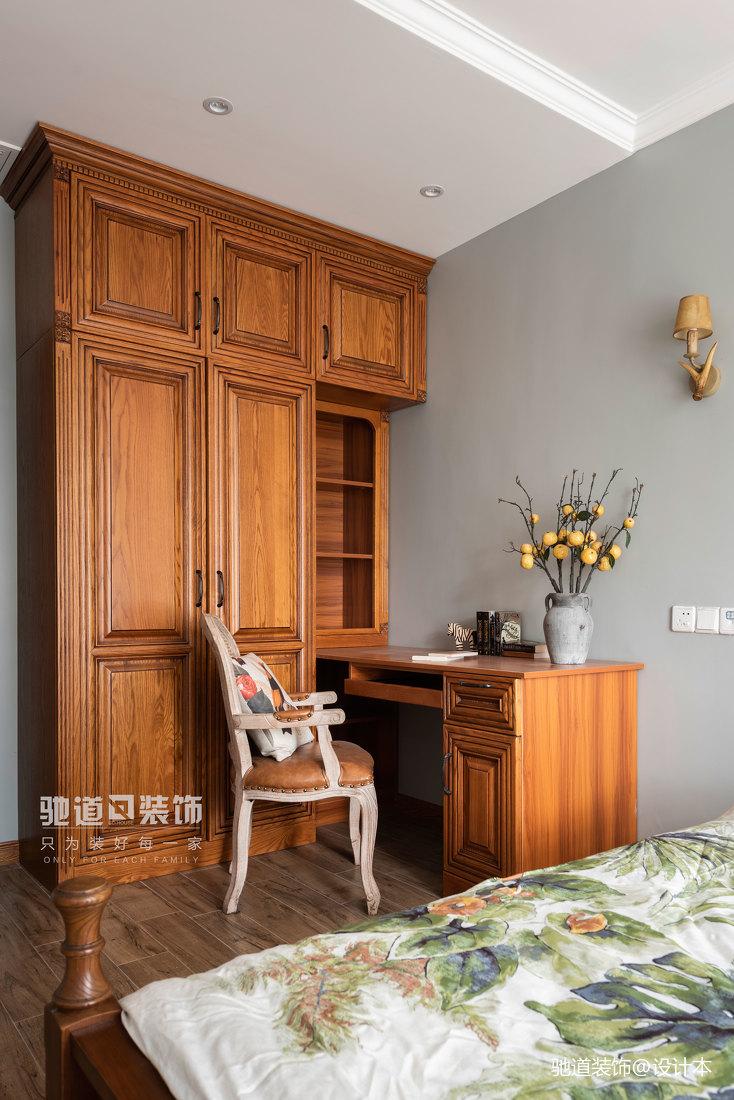 悠雅845平法式别墅卧室设计效果图