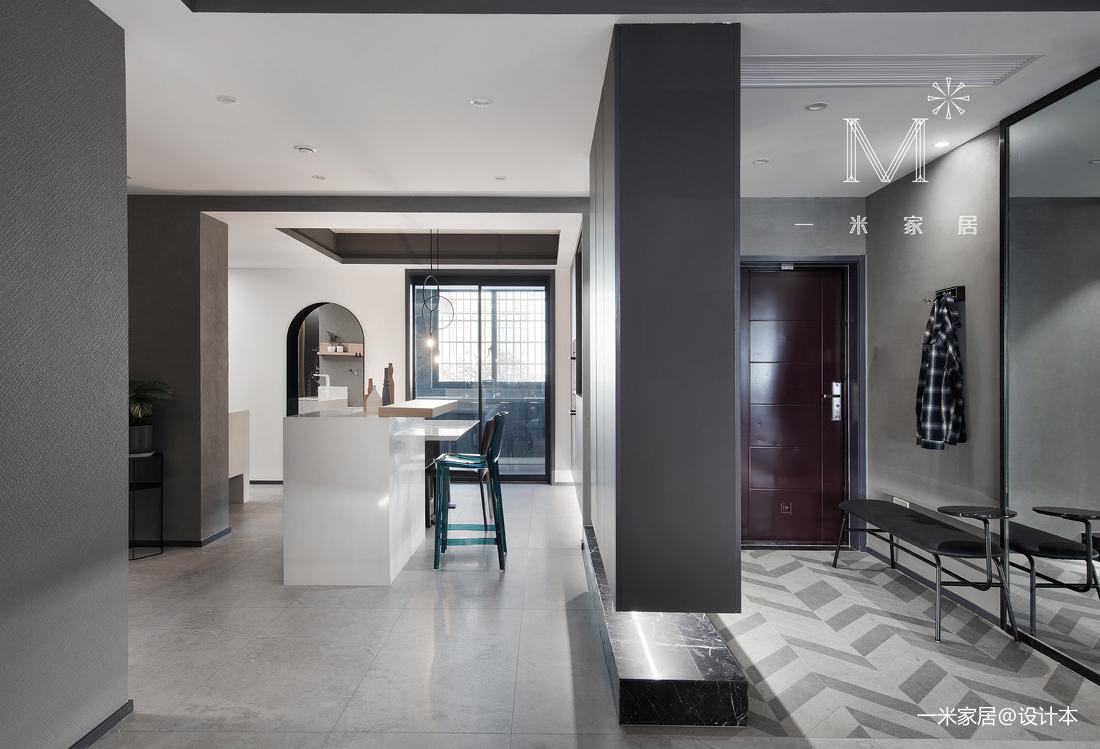 大气62平现代二居客厅设计效果图