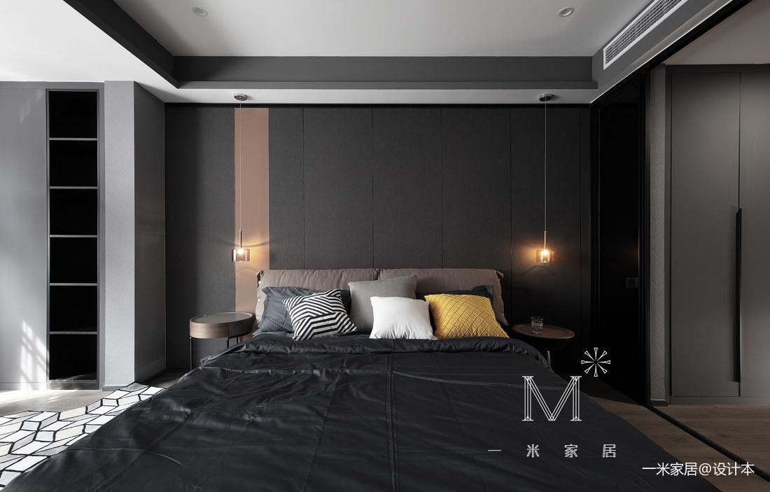 简洁53平现代二居卧室设计美图