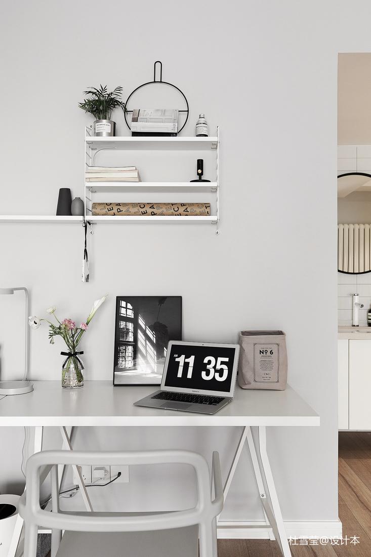 精美32平北欧小户型客厅效果图