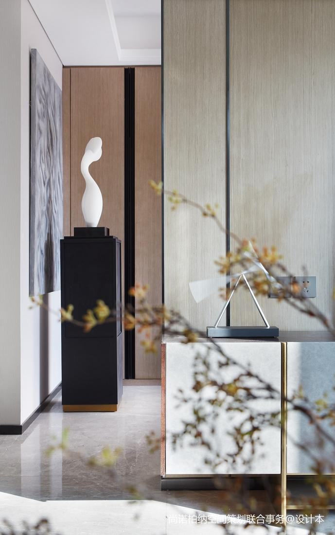 浪漫553平现代别墅客厅设计案例