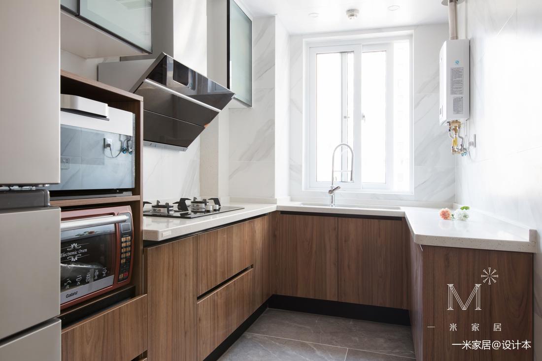浪漫87平现代三居厨房设计美图