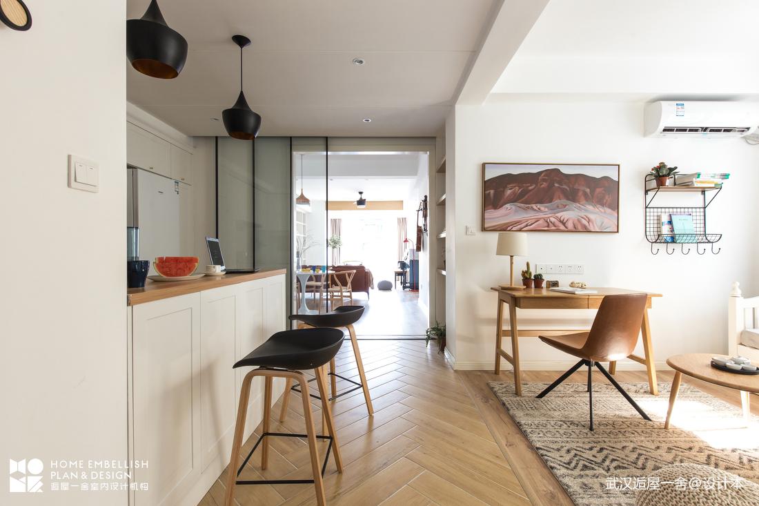 大气144平北欧四居厨房设计美图