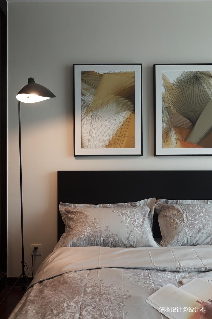 精致74平现代三居卧室效果图欣赏