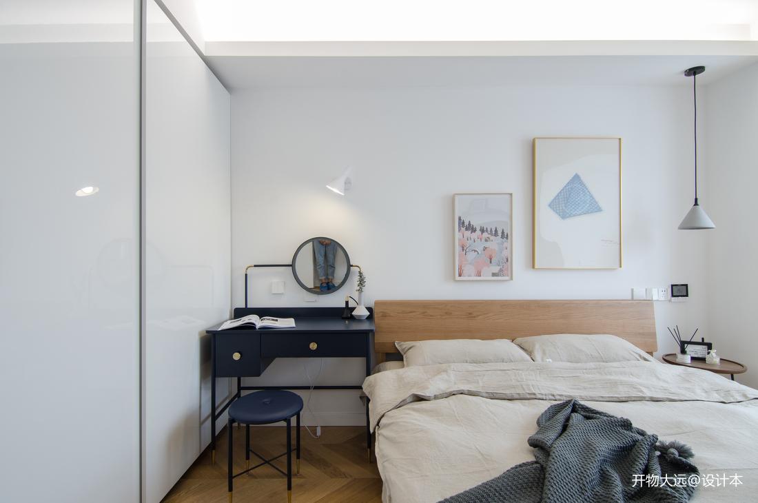 精致39平现代小户型卧室装修美图