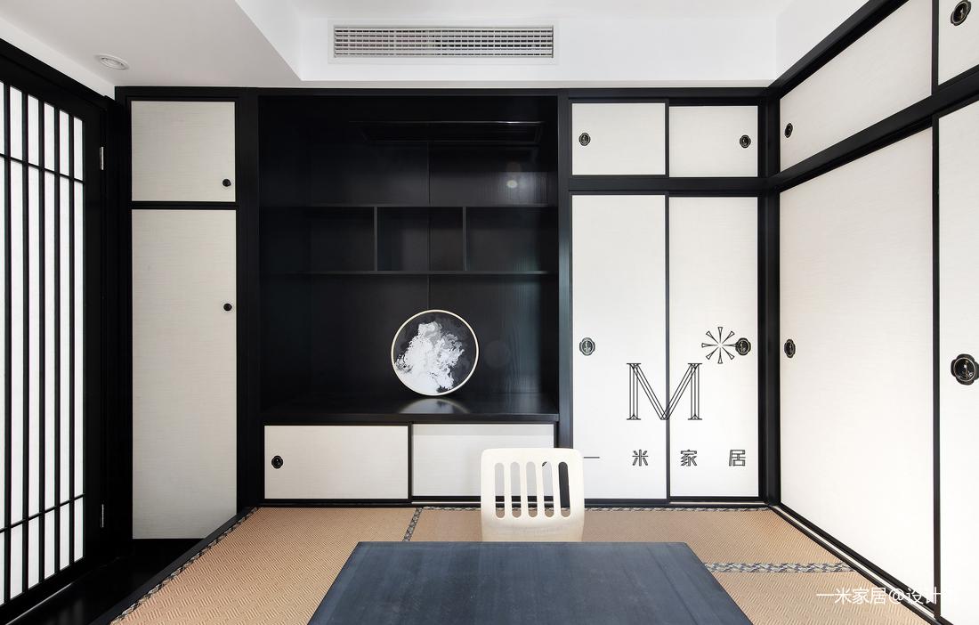 温馨72平中式二居装饰美图