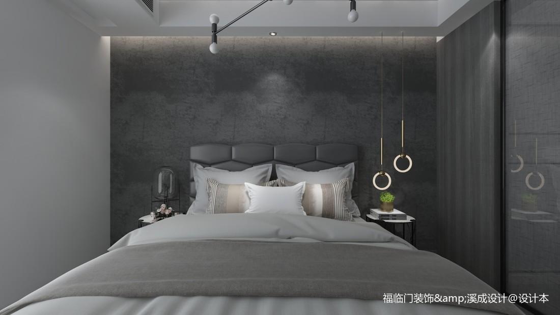 201981平简约复式卧室图片大全