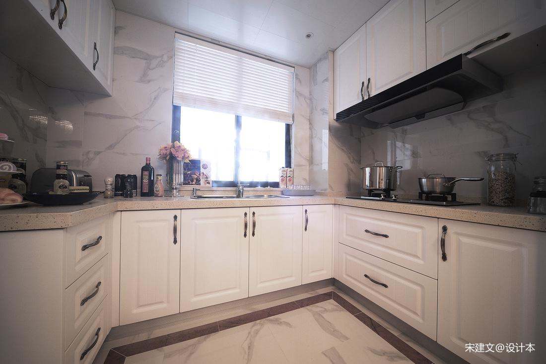 简洁103平北欧三居厨房图片大全