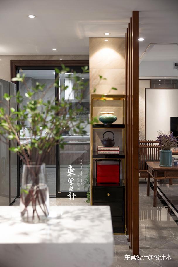 悠雅576平中式別墅廚房裝修效果圖