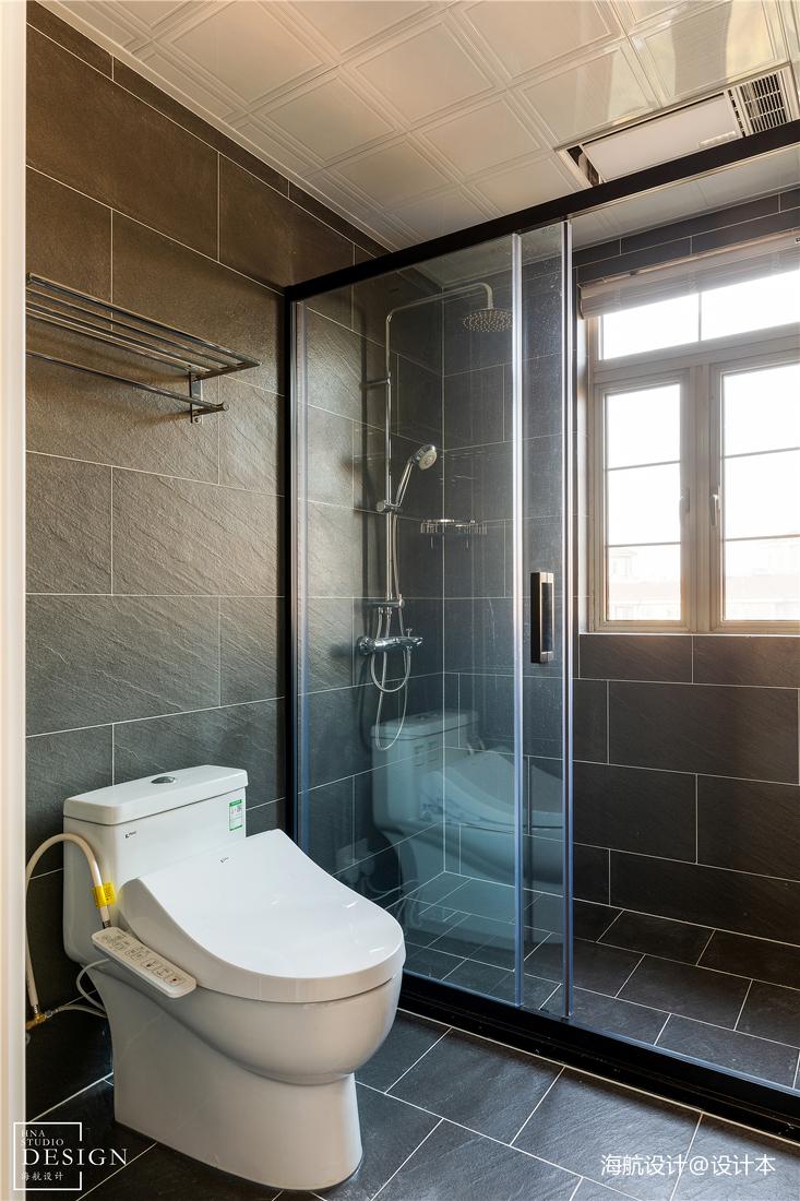 诗意现代风卫浴设计图片