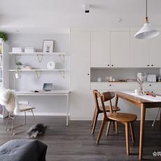 华丽65平北欧二居客厅图片欣赏