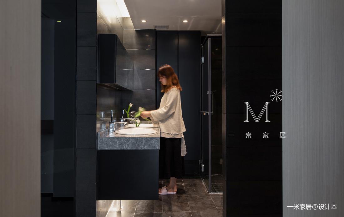 170㎡现代二居卫浴设计