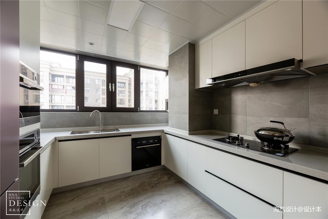精致113平北欧三居厨房效果图欣赏