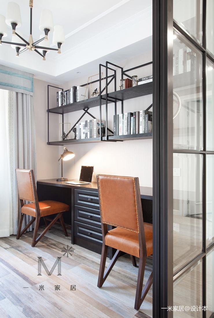 优美60平现代二居装修效果图