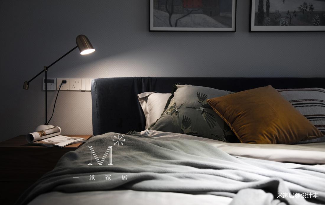 华丽63平现代二居装饰图