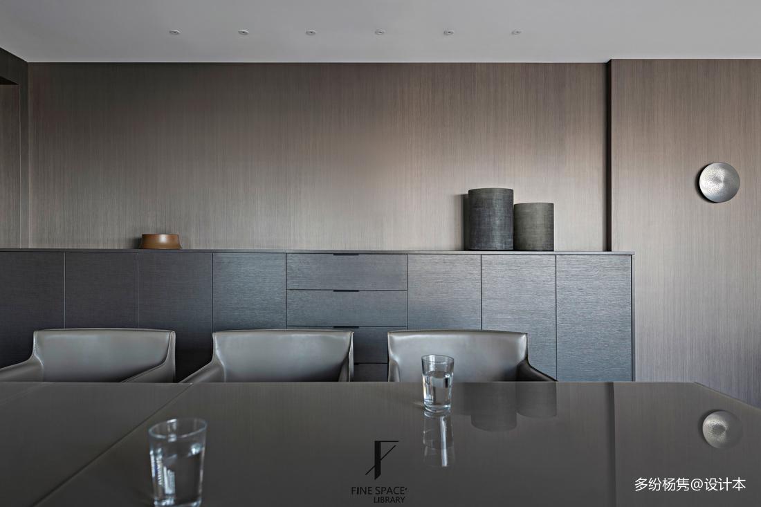 精美43平现代复式餐厅装饰图片
