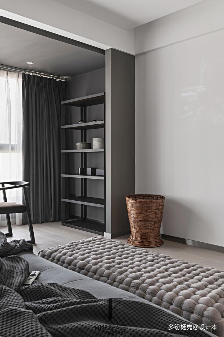 浪漫66平现代复式卧室装饰图片