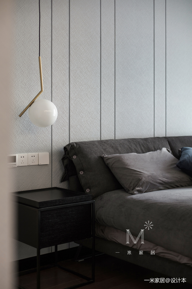 简洁69平现代二居装修图片