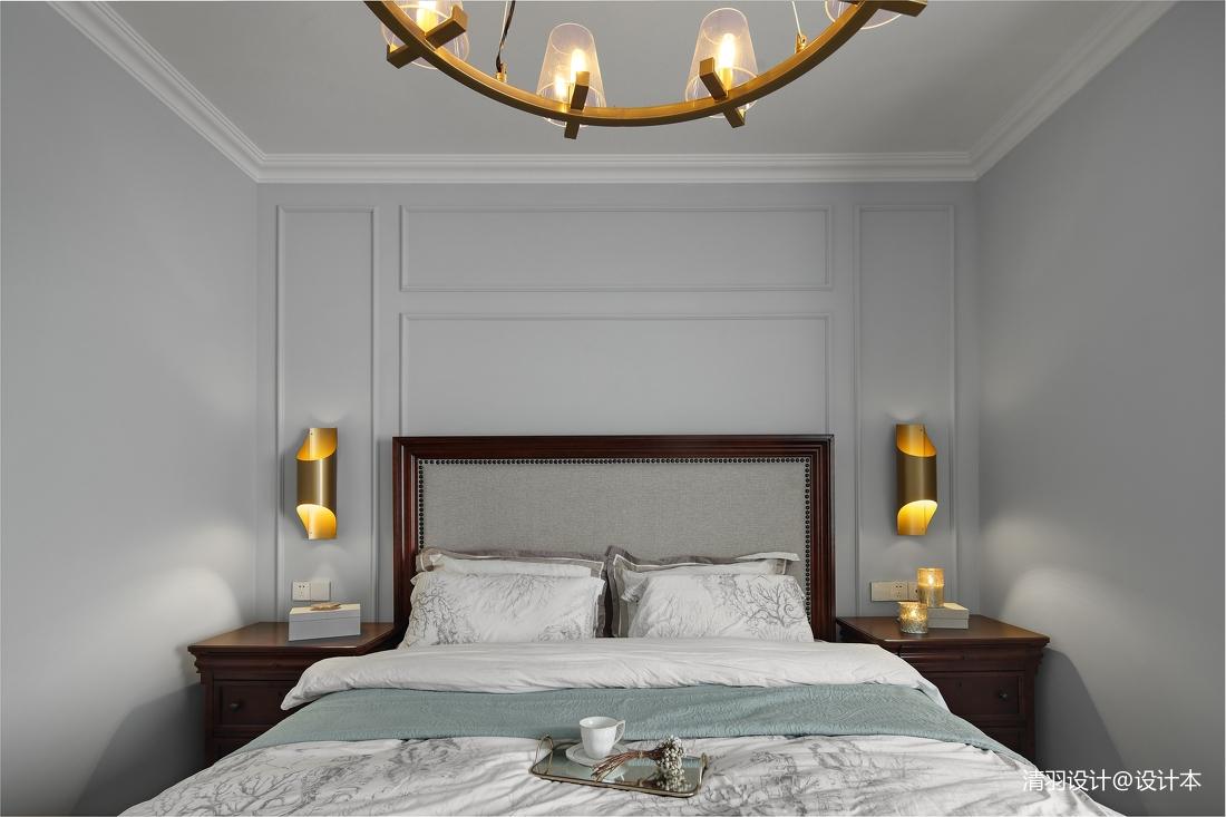 大气104平现代四居卧室效果图欣赏