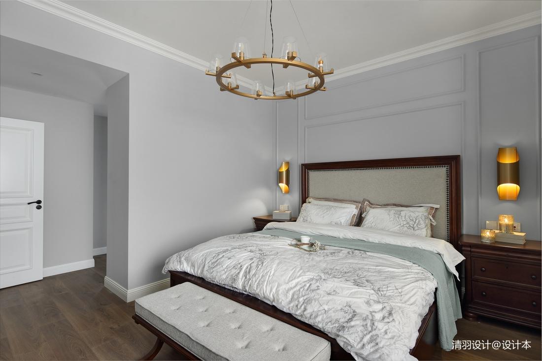 悠雅159平现代四居卧室装修美图