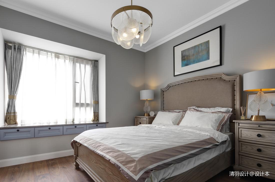 华丽152平现代四居卧室效果图欣赏