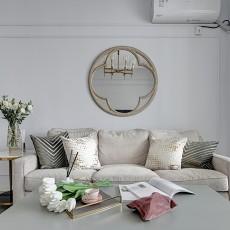浪漫现代客厅装饰图片