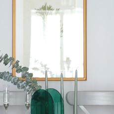 明亮60平现代二居客厅实景图片