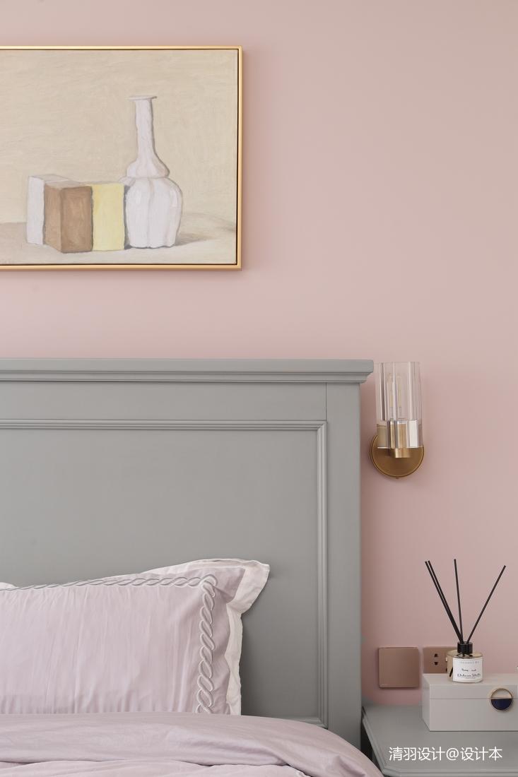 优雅73平现代二居卧室设计美图