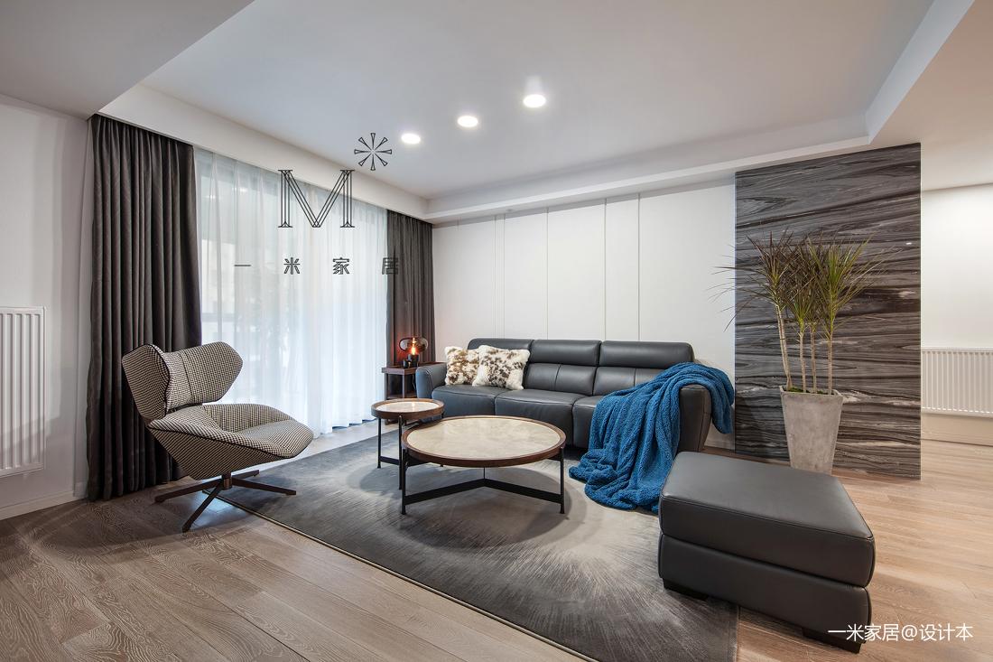 典雅52平现代二居装修图