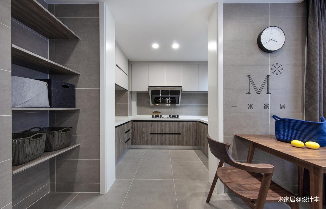 201988平现代二居设计案例