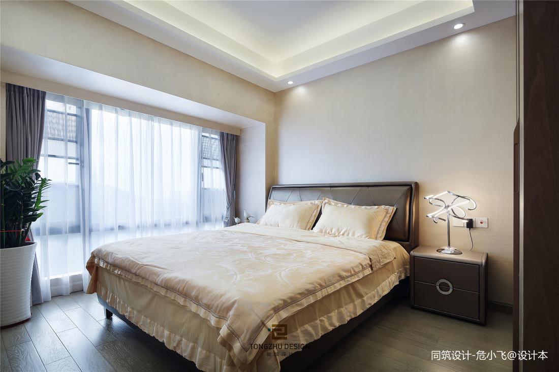 清幽现代次卧室设计