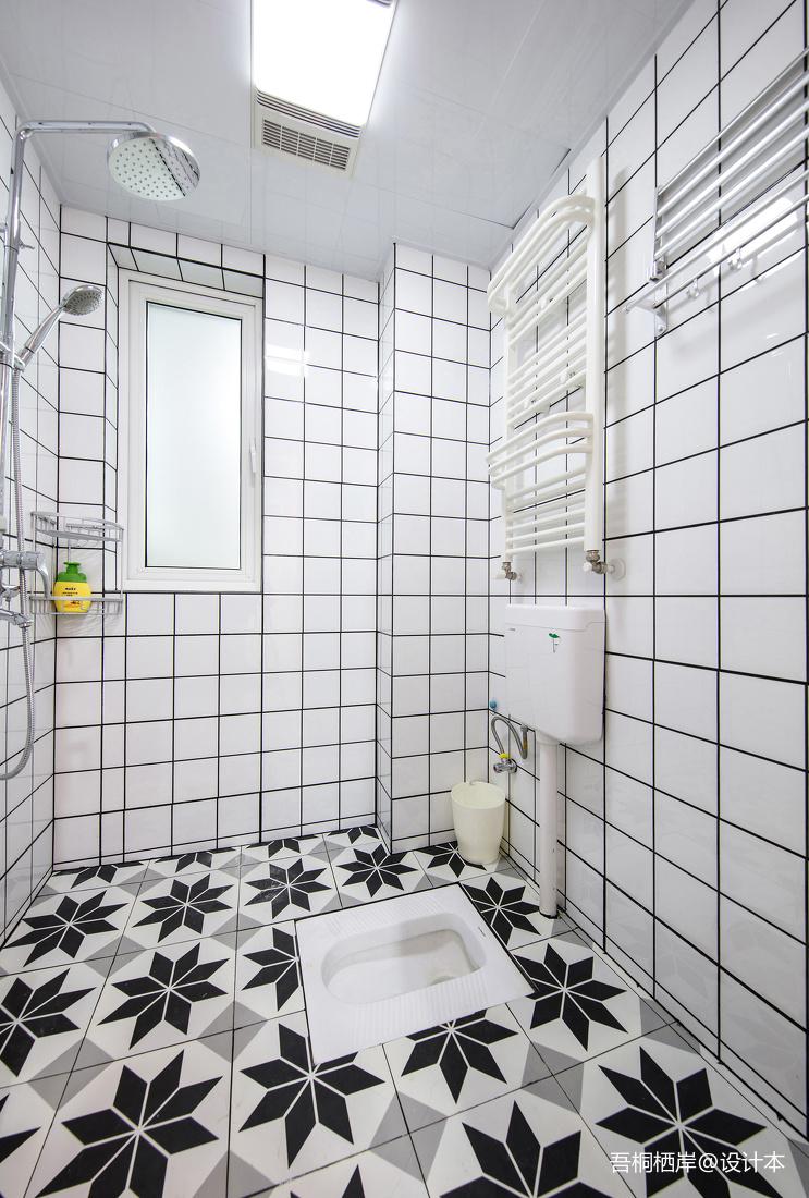 瑞云居北欧风卫浴设计图片