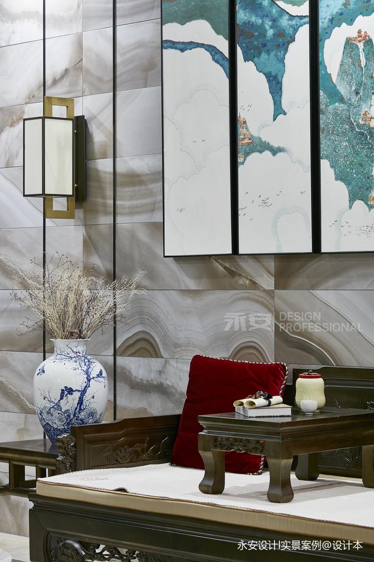 深圳/新世界名镌  600㎡ 新中式_3567387