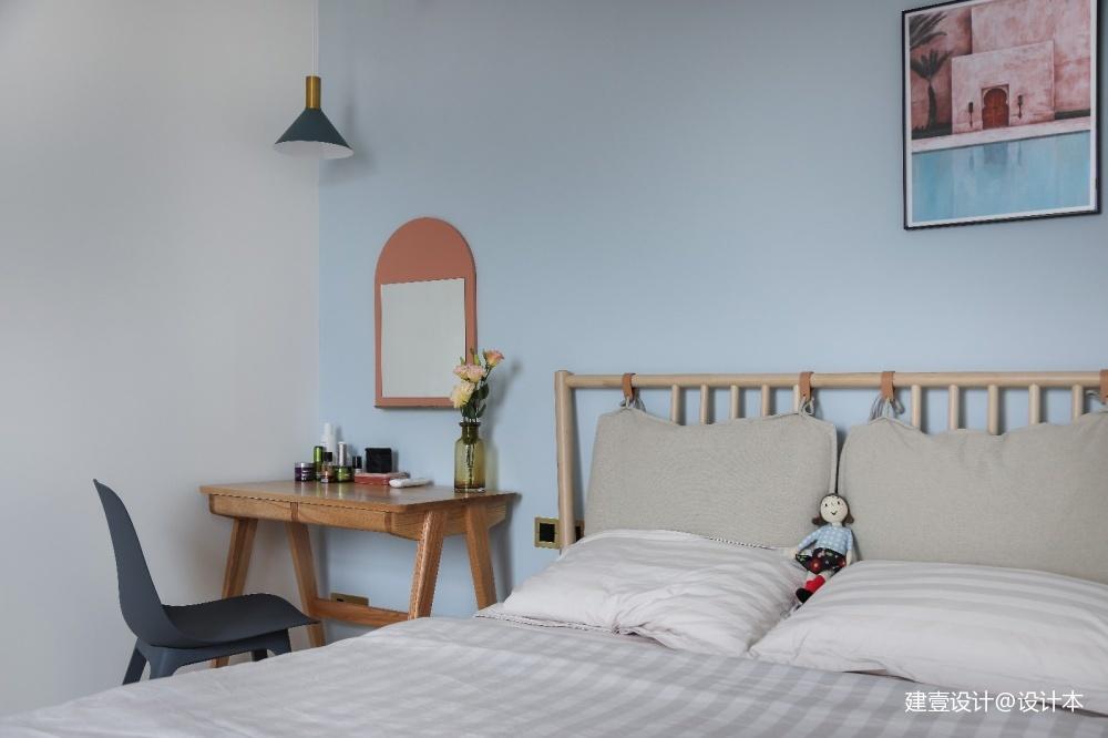 《清风 微蓝》她家的窗台是沙发书架玩具柜_3579026