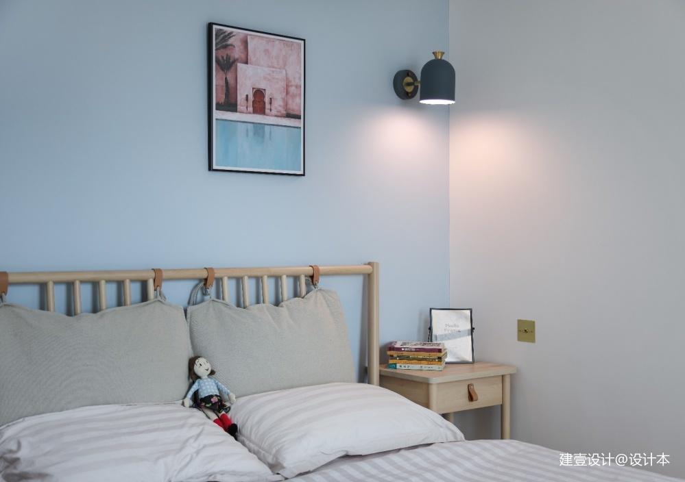 《清风 微蓝》她家的窗台是沙发书架玩具柜_3579028
