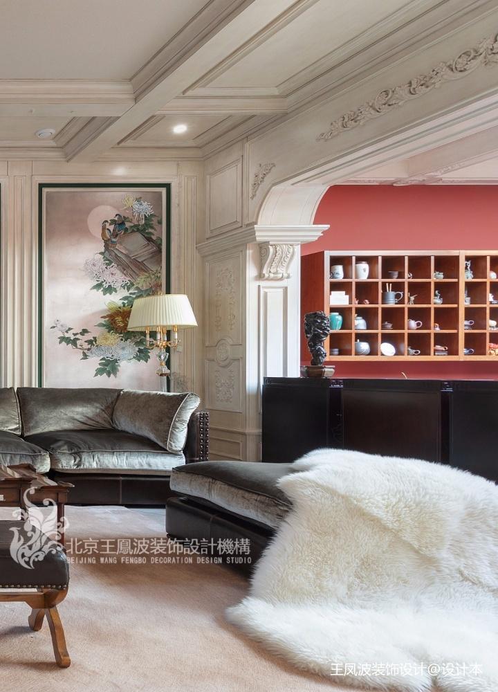 别墅设计,法式风格东方普罗旺斯_3589840