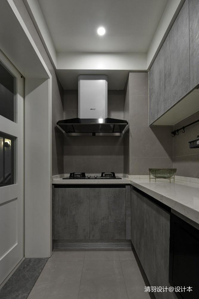 宜家风厨房设计图