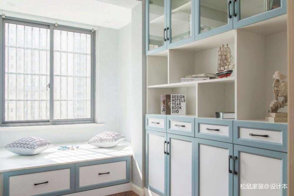现代风格公寓室内梳妆台效果图