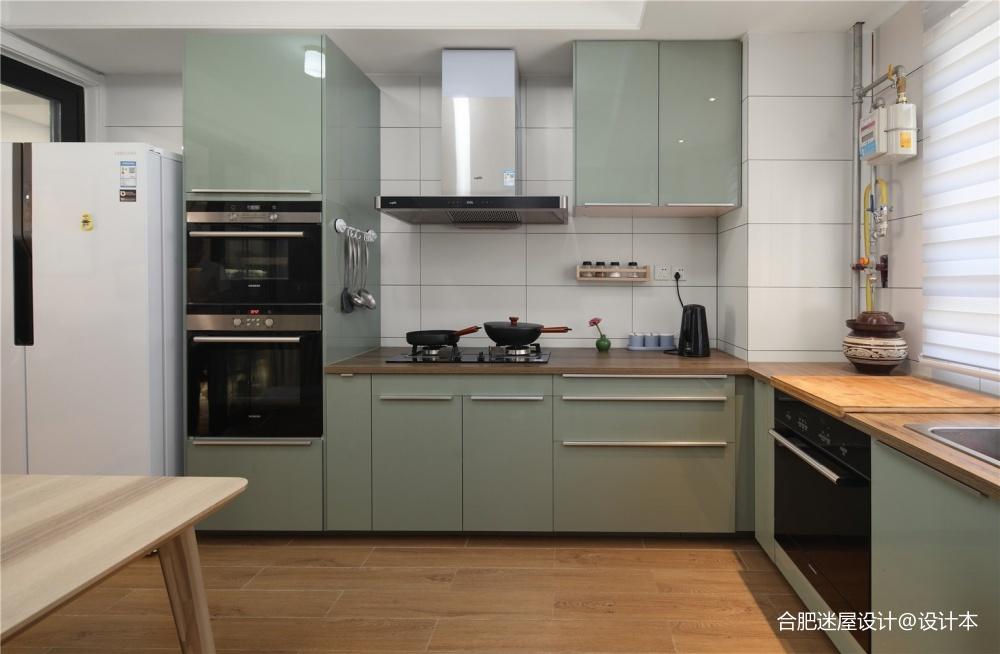 套内80平米改造小三房设计,值得学习!_3596171
