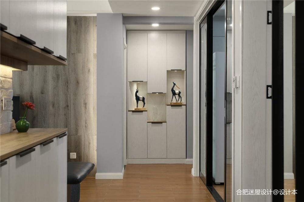 套内80平米改造小三房设计,值得学习!_3596172