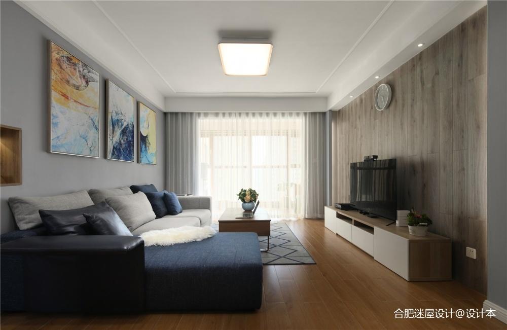 套内80平米改造小三房设计,值得学习!_3596174