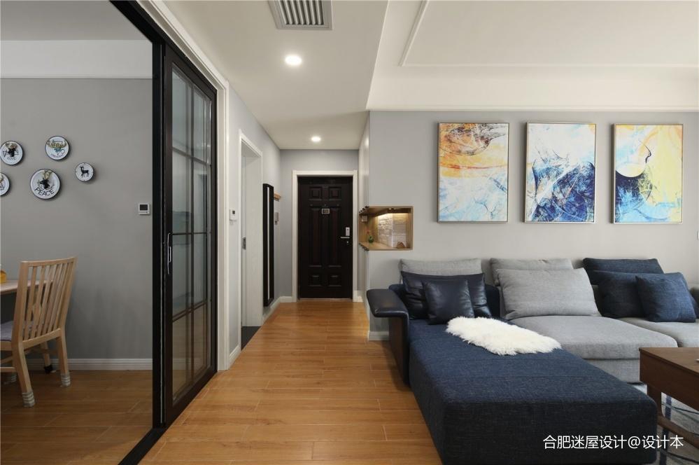 套内80平米改造小三房设计,值得学习!_3596173