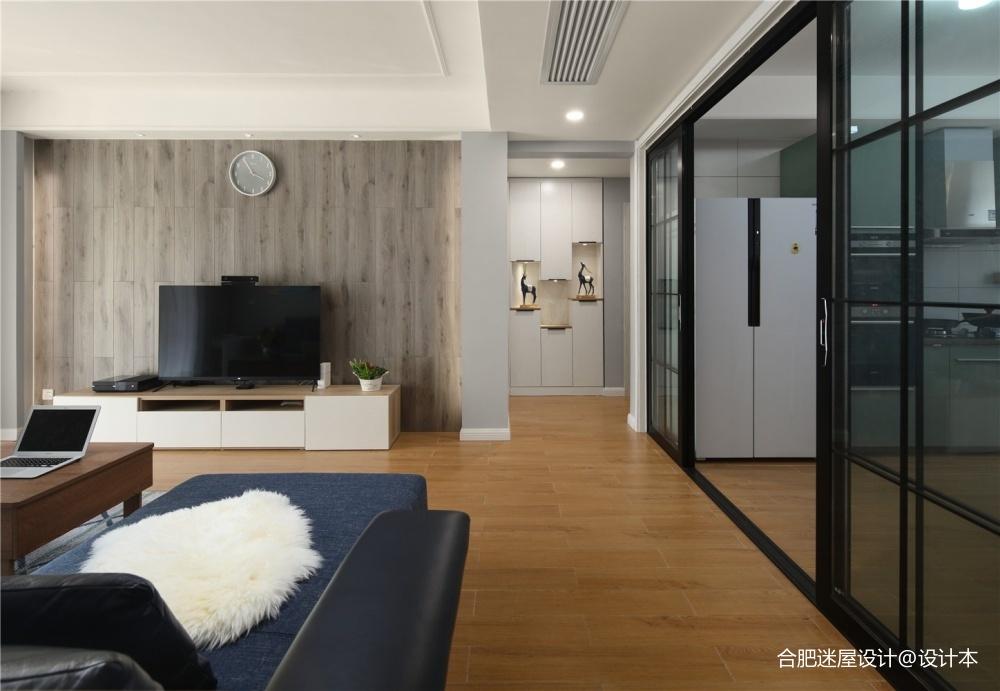 套内80平米改造小三房设计,值得学习!_3596179