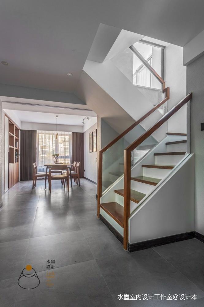 300㎡復式樓梯設計圖