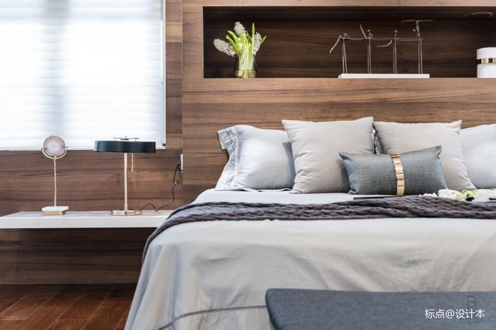 品质简约风卧室设计图片
