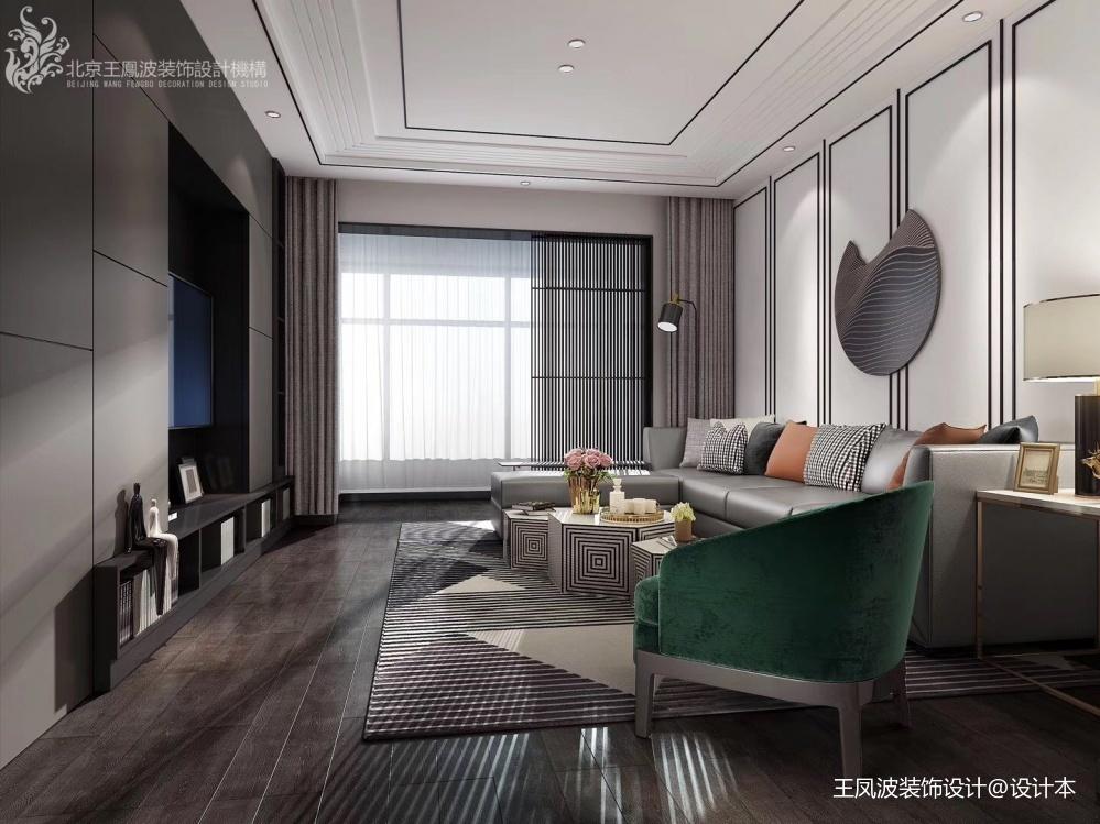 新中式风格设计,机构新作_3608782