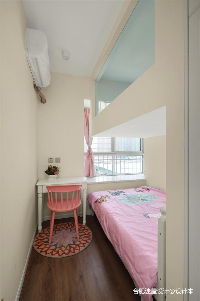 这个设计好大胆,主卧直接变成两个儿童房!_3613468