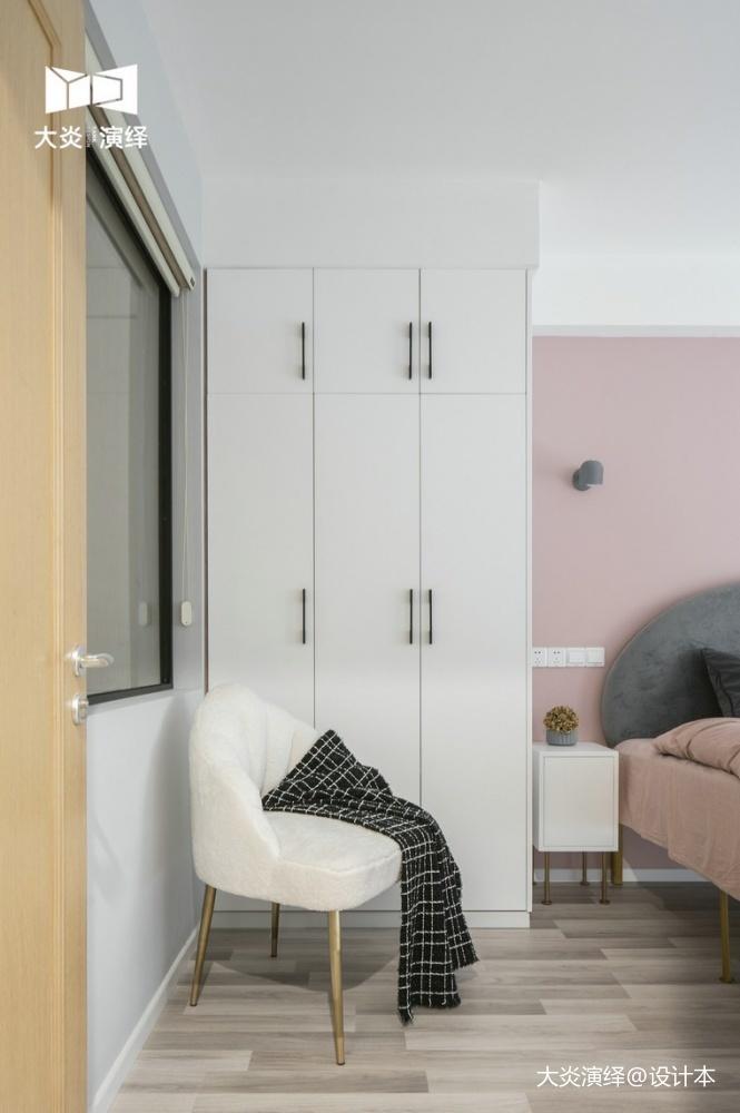 北欧ins风公寓,每个角落都是高颜值!_3701338