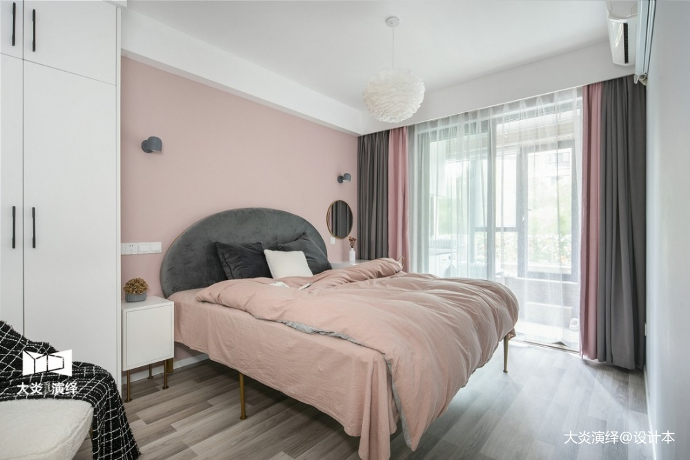 北欧ins风公寓,每个角落都是高颜值!_3701339