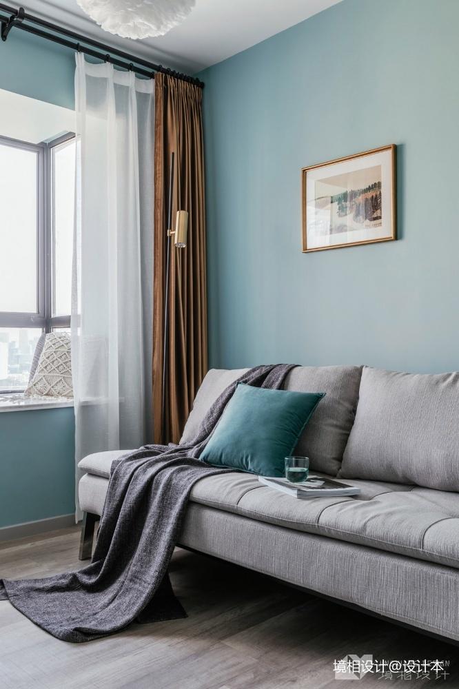 打通2套小公寓,获得舒适的生活大空间_3721971